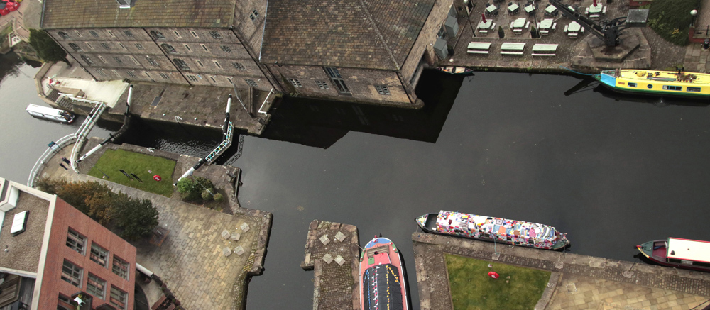Leeds - Granary Wharf