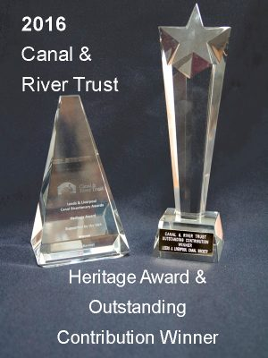 Heritage Award & Outstanding Contribution 2016