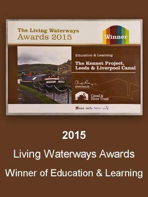 Living Waterways Educational & Learning 2015