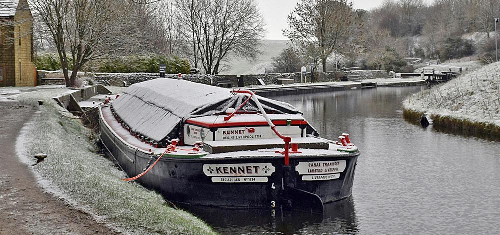 Kennet @ Moorings - Winter
