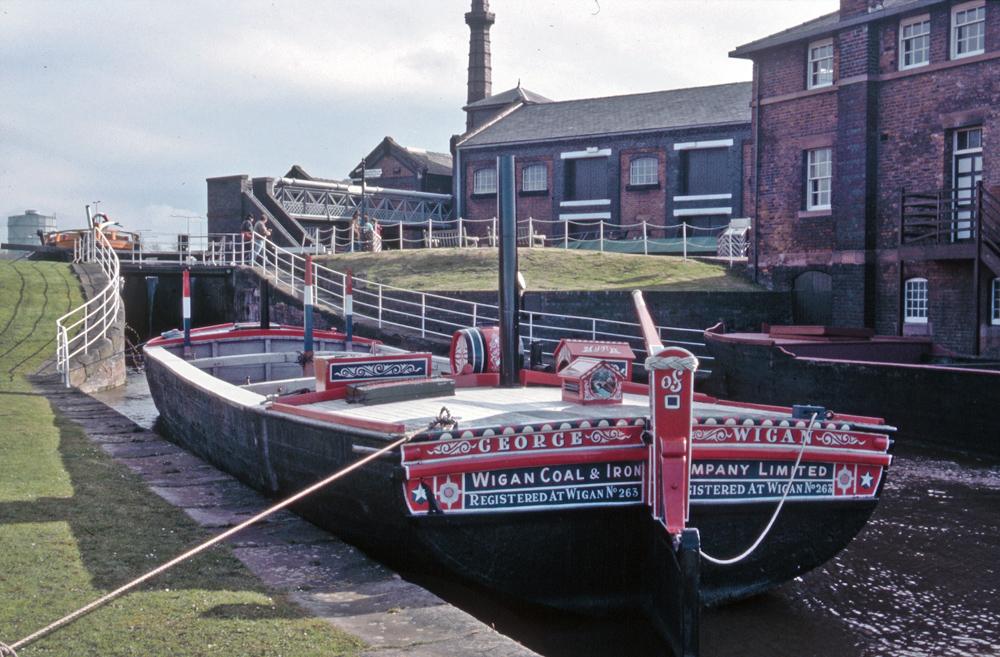 George - Waterways Museum