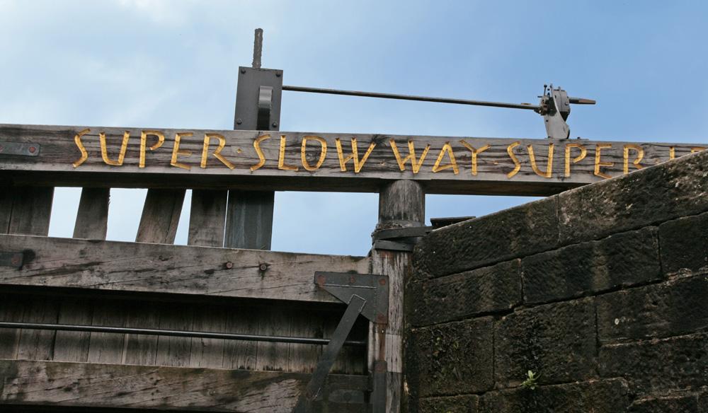 Super Slow Way - Super High Way