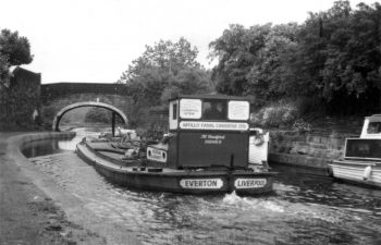 Return of Freight to the L&L Canal