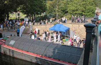 Kennet at Saltaire Festival